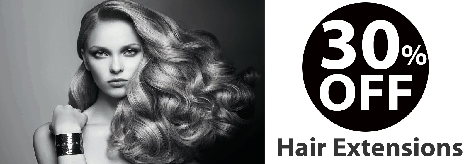 Hair Extensions Promo